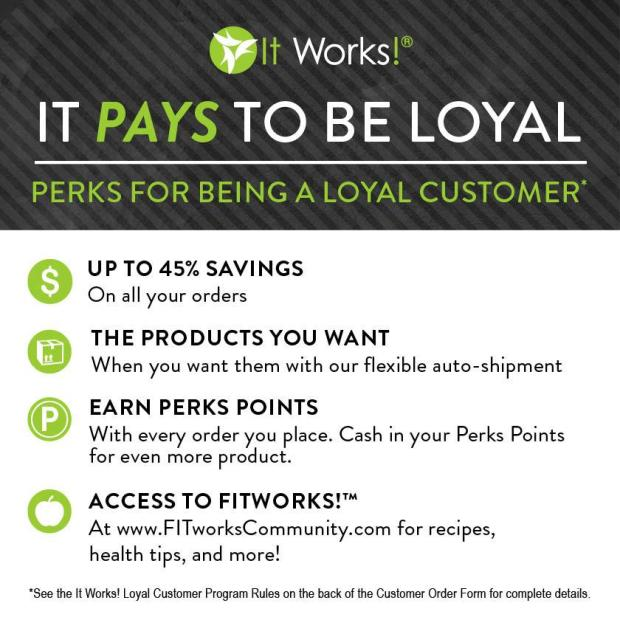loyalty perks