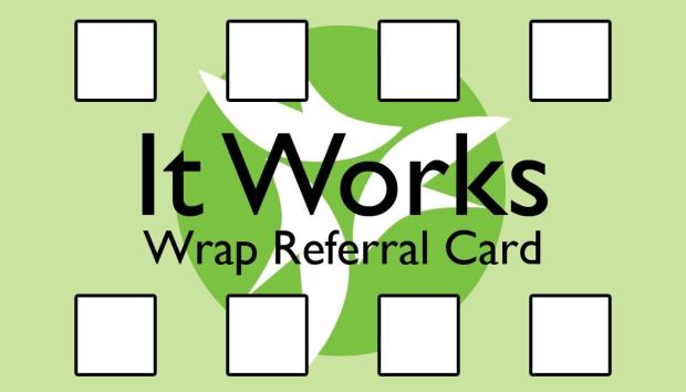 Wrap-Referral-Card