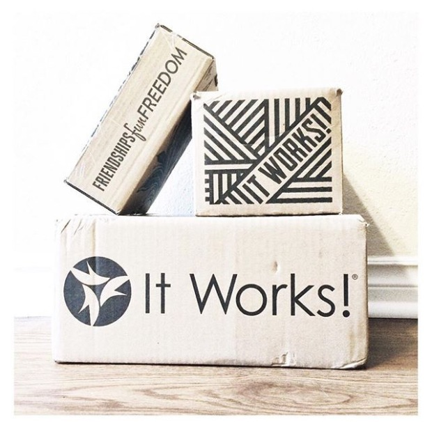itworks boxes